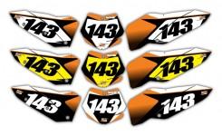 Factory Series KTM Background