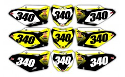 Factory Series Suzuki Background