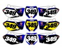 Factory Series Yamaha Background