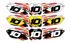 Inferno Series Honda Background