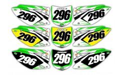 Mega Series Kawasaki Background