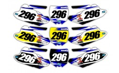 Streak Series Yamaha Background