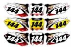Vector Series Honda Background