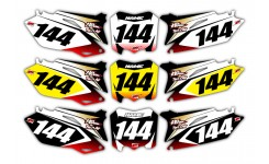 Vector Series Honda Background