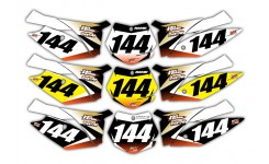 Vector Series KTM Background