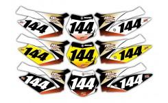 Vector Series KTM Background