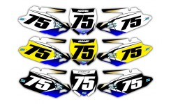 Vector Series Yamaha Background