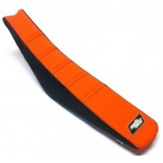 KTM Ribbed gripper seat cover